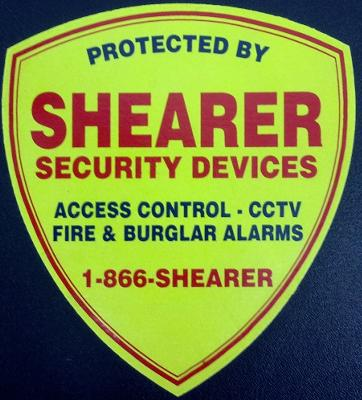 Shearer Security Devices