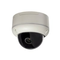 Analog Outdoor Vandal Dome Security Cameras